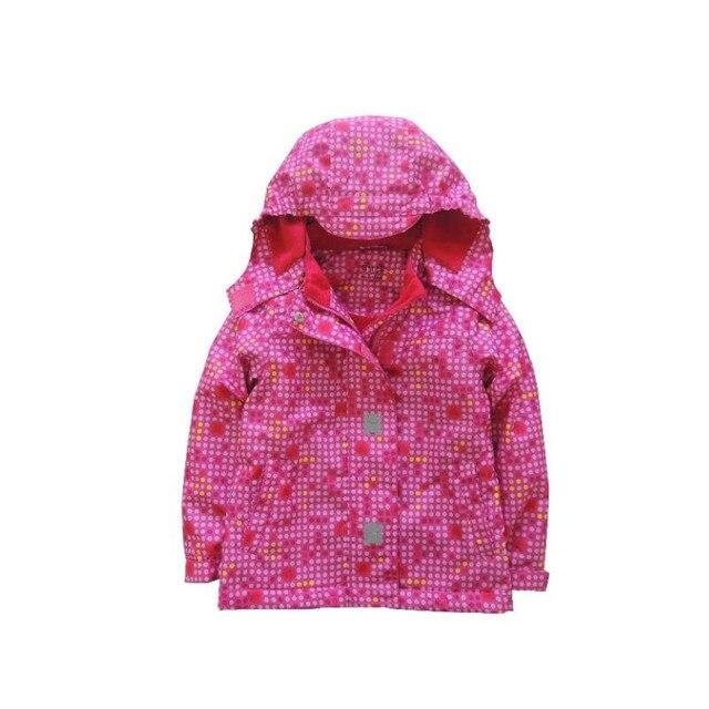 Пальто девушки одежды осень весна костюм Волновой точки новый hiheart бренд вниз водонепроницаемые куртки