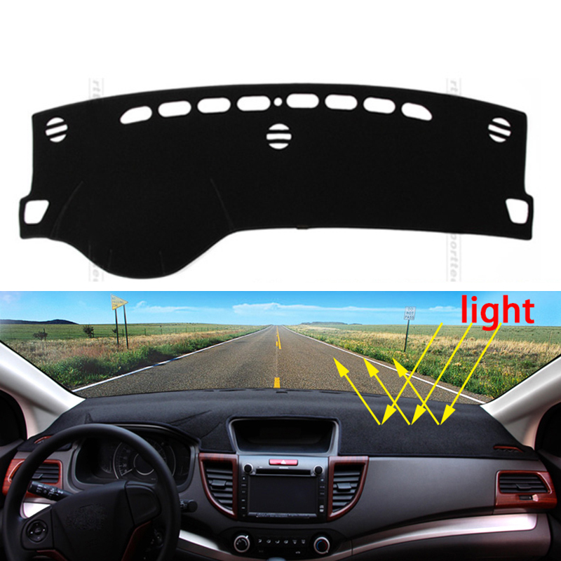 Car dashboard Avoid light pad Instrument platform desk cover Mats Carpets Auto accessories car styling for Suzuki s.cross scross for toyota crown 2004 2016 double layer silica gel car dashboard pad instrument platform desk avoid light mats cover sticker