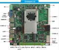QM77 Chipset I5 CPU Mini ITX Motherboard Support rPGA 988 Socket G2 (PCM5-QM77)