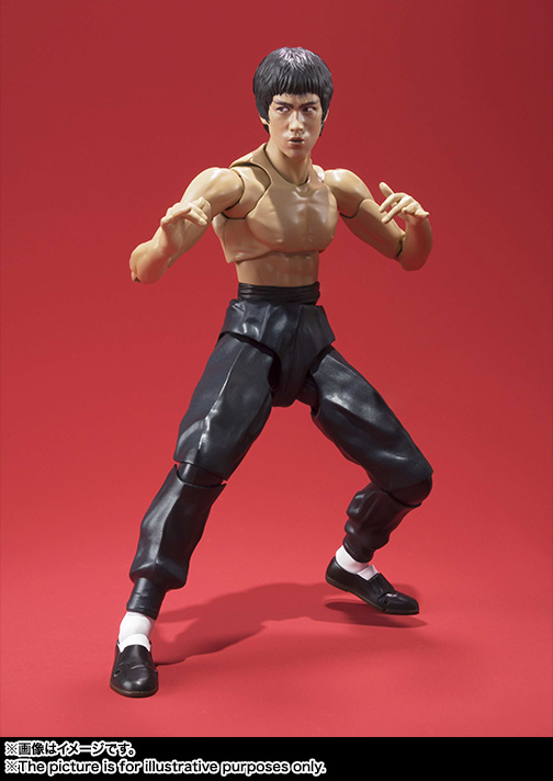 Bruce Lee SHFiguarts SHF Bruce Lee PVC Action Figure Collectible Model Toy 15cm KT3500 seagate backup plus hub 6 тб stel6000200