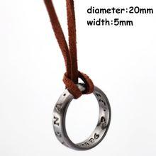 Ожерелье чокер nathan drake колье с 4 цепочками Ювелирное Украшение