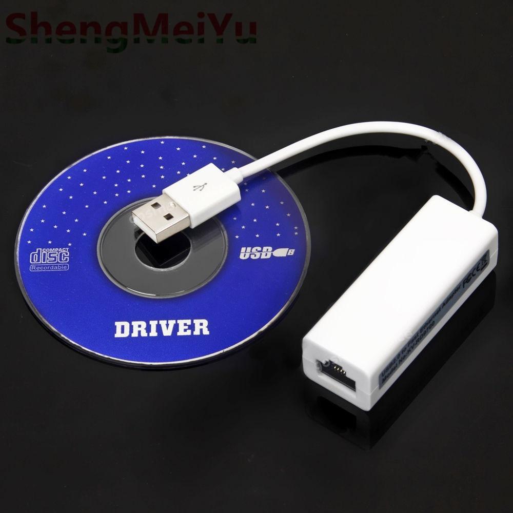 Ethernet-Adapter Lan-Network-Card Laptop Rj45 Windows-10 Mac USB For 8/8.1/7-xp/..