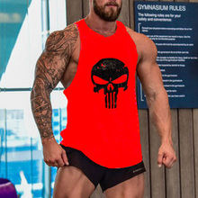 Men Sleeveless Gym Bodybuilding Fitness Men Tank Top Wear Ve