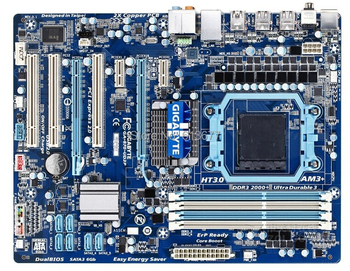 original motherboard for Gigabyte GA-870-UD3P DDR3 Socket AM3+ 870-UD3P used Desktop Motherboard
