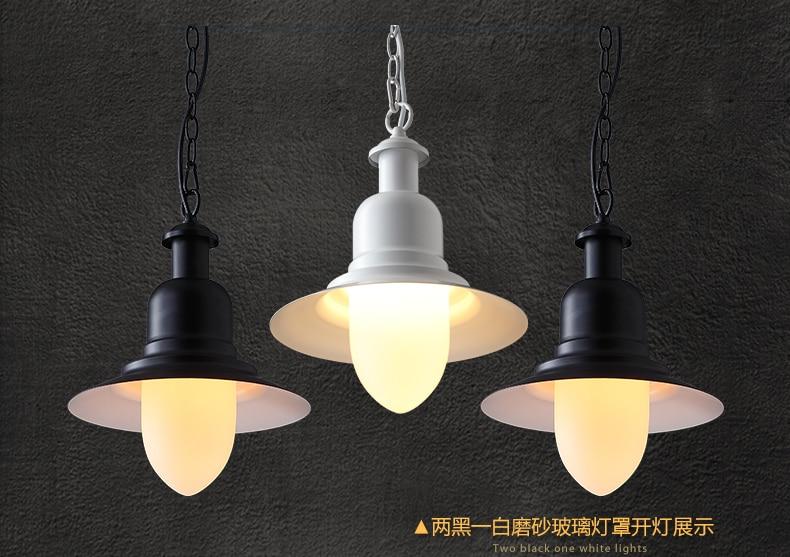 ФОТО Loft2 North American and European style village restaurant light industrial wind Diamond Industrial lamp