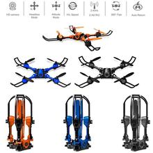 2017 Hot I5HW Foldable Mini Drone With HD Camera Wireless RC Quadcopter Selfie Drone Helicopter Aircraft Video Dron FPV RTF