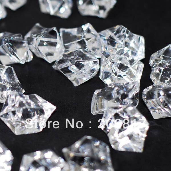 Acrylic Ice Stone For Vase Fillers Acrylic Beads Plastic Beads