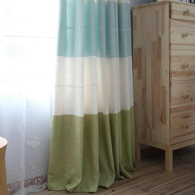 alta qualidade cortinas para sala estar quarto