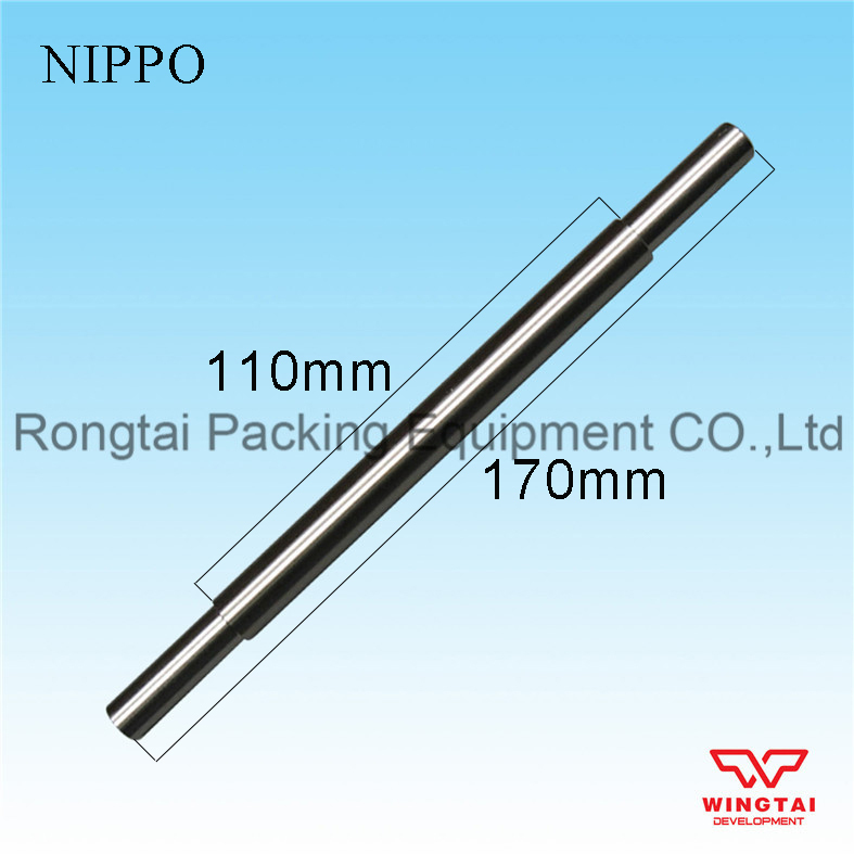 Japan Original NIPPO Scrape Ink Stick Stainless steel Coater Bar For Carton printing, flexo printing / 170*110mm / 7-717 microns stainless steel material aaron wire bar effective coating width 200mm scraping ink bar