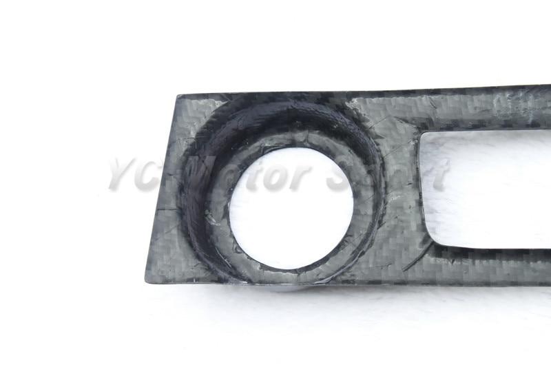 Accesorios del automóvil Cubierta del panel de arranque del motor de - Accesorios de interior de coche - foto 3