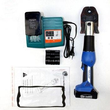 инструменты Pex Pipe | EZ-1528 аккумуляторная электрическая гидравлическая труба давления гаечный ключ PEX батарея трубный обжимной инструмент для вига Тип медь 1 шт