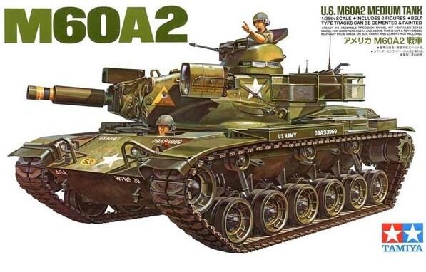 tamiya 89542 1 35 scale military model kit m60a2 starship medium