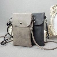 6 بوصة حقيبة الهاتف الخليوي ، ماتي جلدية الحقيبة محفظة محفظة crossbody سيدة الهاتف حقيبة مع حزام الكتف لسامسونج غالاكسي s8 زائد