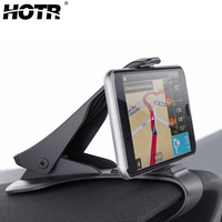 HOTR 6.5inch Dashboard Car Holder Car Phone Holder Universal Easy Clip Stand Mount Phone Holder Support Super Good Quality