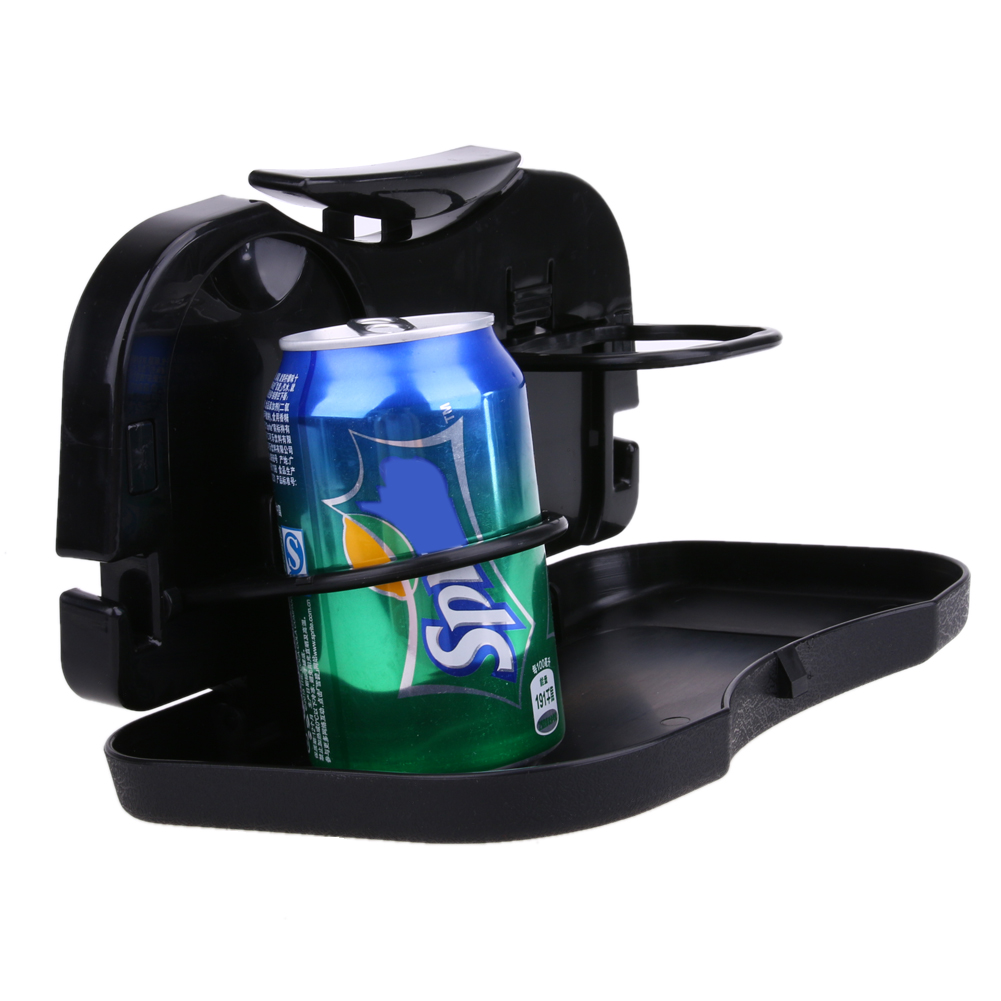 Multifunctional Car Drink Holder for Two Cups, Bottles or Cans
