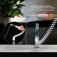 Dental Flosser Faucet Oral Irrigator Water Flosser Dental Implements Irrigation Tooth Pick Dental Water Jet Toothbrush Heads
