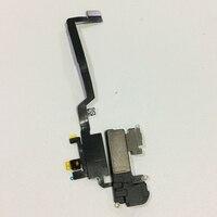 5PCS/lot Original New Front Ear Earpiece Speaker with Proximity Light Sensor Flex Cable Ribbon Assembly For iPhone X Ten 10