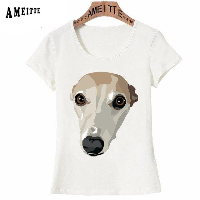מצחיק פאון ויפט חידוש הדפסת חולצה אופנה נשים חולצה אני אוהב חמוד ויפט כלב עיצוב מקרית חולצות קיץ אישה Tees