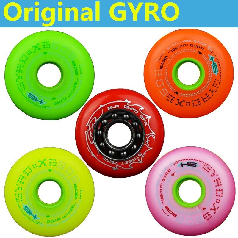 Prix pour D'origine Gyro livraison Slalom roue GFA H6 X6 608 souple Durable flexible, Non convenable pour freinage Skate