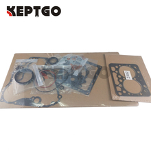 Full Gasket Kits Z482 With Crankshaft Bearing Head Gasket For Kubota Engine цена