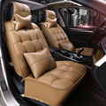 pu leather winter car seat cushion full thick seats cushions for Infiniti qx50 80 keep warm seat covers for lexus rx nx