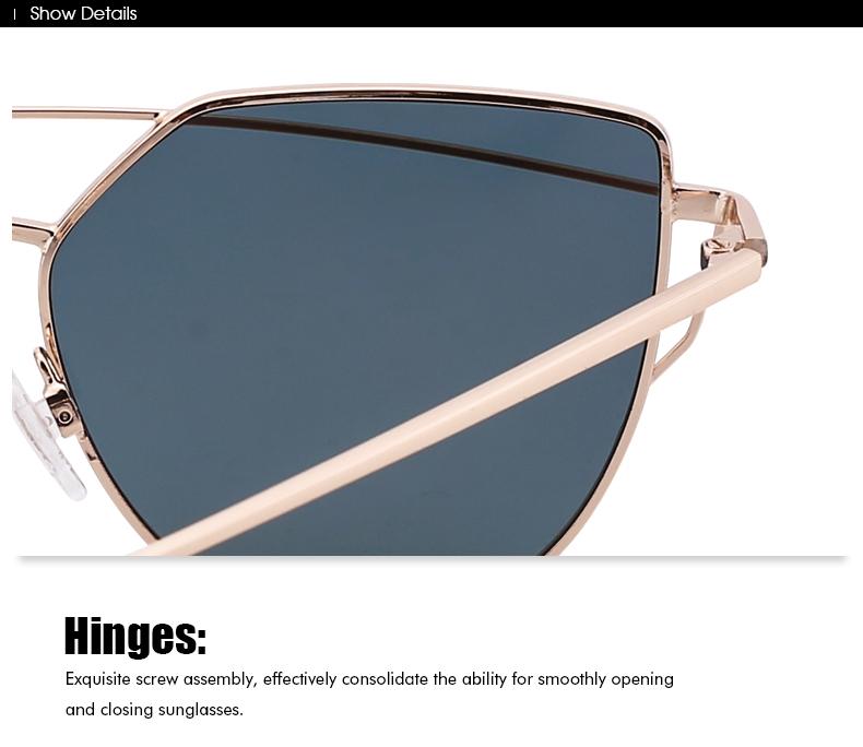 Amor Dulce - Jim Halo Sunglasses