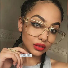 7d1018f73b SOZO TU Europe Big Star Style Men Women Fashion Sunglasses HD Lens Best  Quality Eyewear Retro Summer Shades Oculos With Cloth
