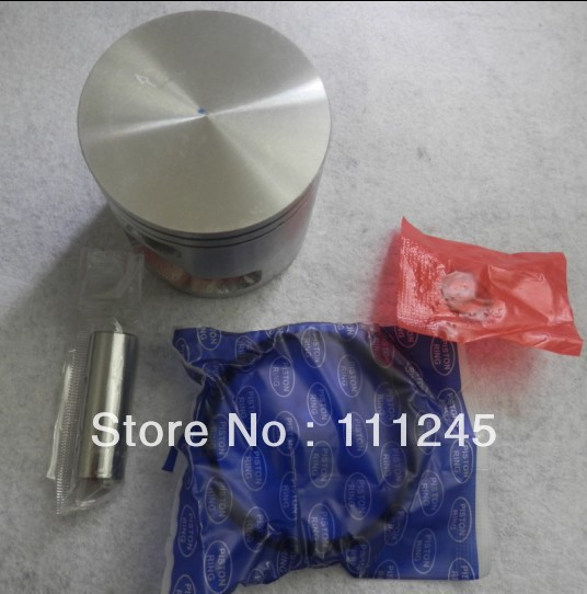 PISTON KIT 56MM FOR PARTNER / HUS. K970 K960  ZYLINDER ASSY CONCRETE CUT OFF SAW CYLINDER ASY RINGS  PIN CLIP 506 41 32-02 piston assy 48mm for hus chainsaw 61 cylinder kit chain saw zyliner kolben ay w wirst pin ring clips parts