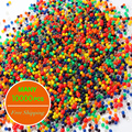 10000 PCS mixing color hydrogel Crystal Soil Bullet Soft Water Gun Paintball Bullet Bullet growing water balls	orbiz