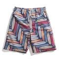 Nueva Manera del verano Flojo Pantalones Cortos Para Hombre Pantalones Cortos de Moda Más El Tamaño de Secado rápido el Hombre Del Traje de Desgaste