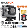 GOLDFOX H9 Style Sport Action Camera Ultra HD 4K WiFi 1080P 170D Wide Angel Len Camcorder