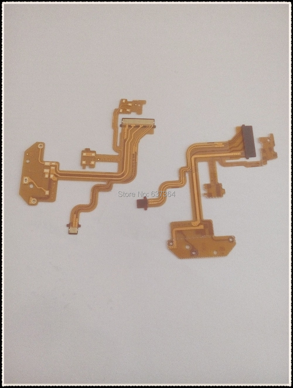 NEW Flash Unit Flex Cable For SONY DSC-H10 DSC-H3 H10 H3 Digital Camera Repair Part