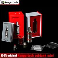 100 Original Kanger Subtank Mini With OCC Coil 0 5ohm 1 2ohm 4 5ML Kangertech Subtank