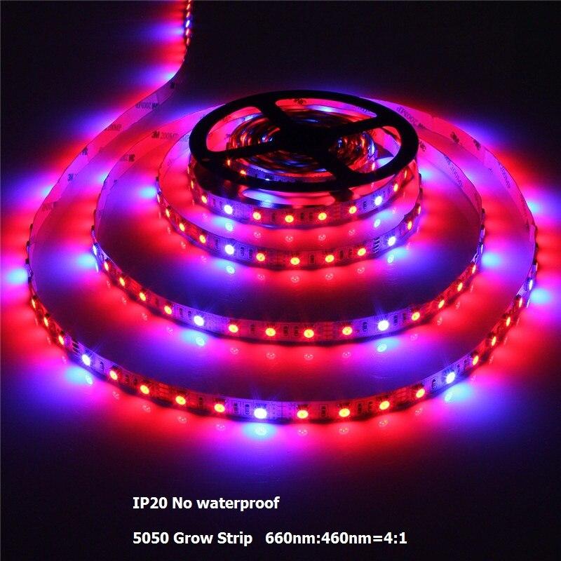 Reblue led bollen zaailing led groeien licht led lampen voor ...