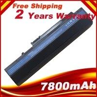 7800mAh Laptop Battery For Aspire One A110 A150 D210 D150 D250 ZG5 UM08A31 UM08A32 UM08A51 UM08A52 UM08A71 UM08A72 UM08A73