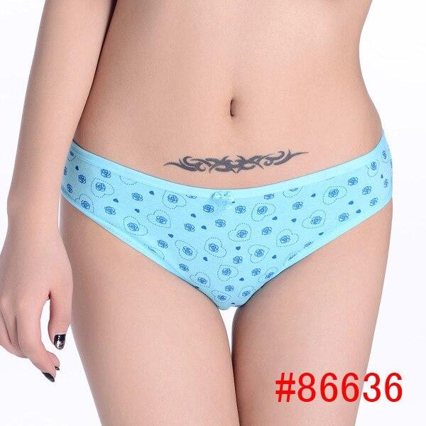 Sexy cotton panties