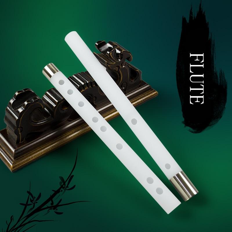Nuevo concepto de imitación flauta de jade flauta transversal - Instrumentos musicales - foto 2