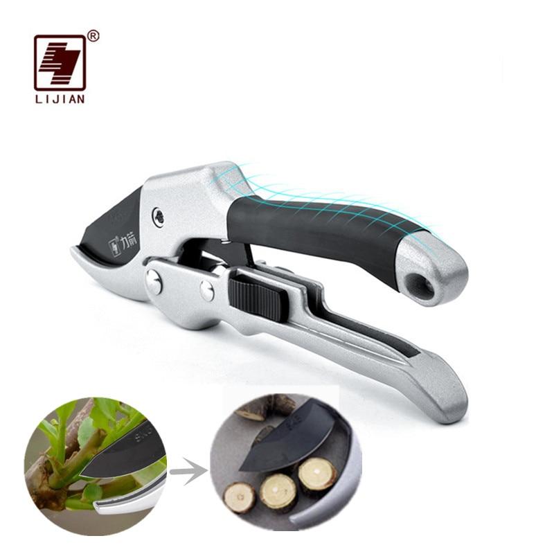 LIJIAN SK5 Pruners Garden Tools Secateurs Bonsai Fruit Tree Gardening Shears Scissors Tools Pruning Shears or Blade(Option) 1pc