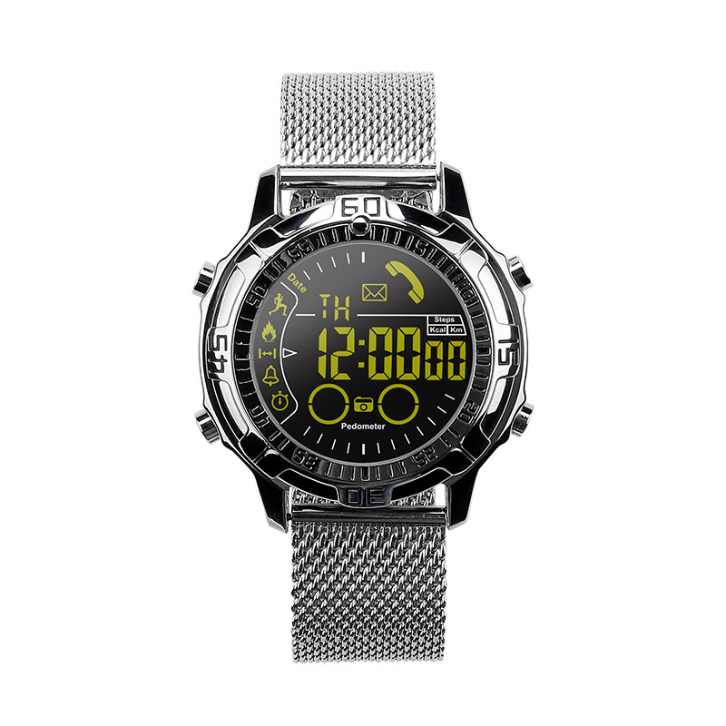 2018 New EX28A Outdoor Sports Touchscreen Smart Watches for Men Smart Watch Android Measurement Elevation Altitude Air Pressure