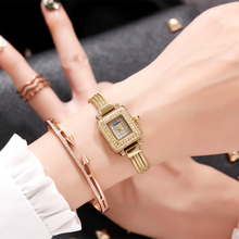 Small Full of Crystal Women's Watch ( 4 colors)