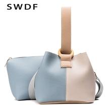ФОТО new women patchwork shoulder bag women famous shell bag ladies luxury handbags pu sac a main woman messenger bags bolsa feminina