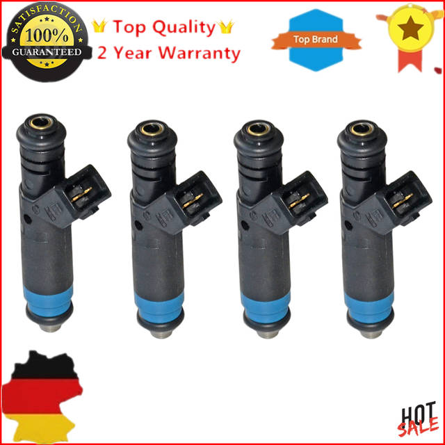 US $48 55 |AP02 New Set (4) For Siemens Deka 80 LB High Impedance Fuel  Injectors EV1 110324 FI114992-in Fuel Injector from Automobiles &  Motorcycles