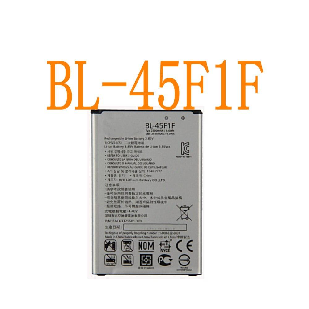 HSABAT 2900mAh BL 45F1F Battery for LG K4 2017 / M160 LG