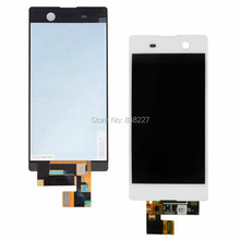 LCD display For Sony Xperia M5 Dual E5633 E5643 E5663 (5.00″) LCD touch Display Screen Digitizer replacement panel in stock