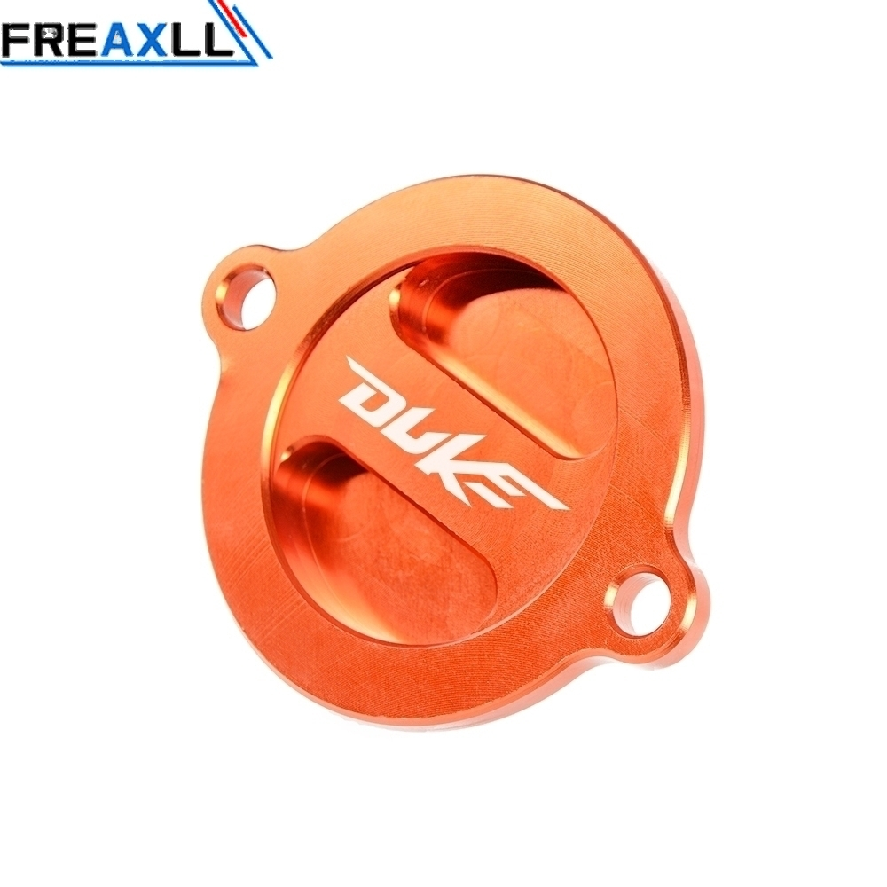Motorcycle Accessories Engine Oil Filter Cover Wheel Tire Caps For KTM 1090 1190 1290 990 ADVENTURE DUKE GT duke R T RC8 RC8 R in Covers Ornamental Mouldings from Automobiles Motorcycles