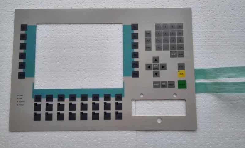 6AV3637-1LL00-0AX1 6AV3 637-1LL00-0AX1 OP37 new membrane keypad operate panel op27 6av3627 1lk00 1ax0 membrane keypad for operator interface panel compatible new
