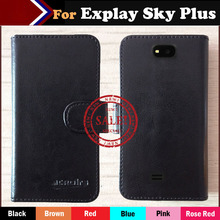 In Stock!New Arrived Flip Leather Card Holder Wallet Protective Cover Case For Explay Sky plus Special Phone Slip-resistant Case стоимость