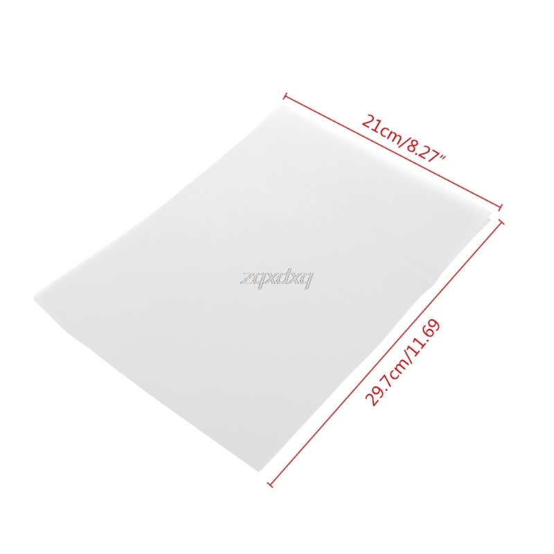 Tracing Paper 100pcs Engineering Printing Drawing Sketch Translucent Copybook Calligraphy Design Transfer