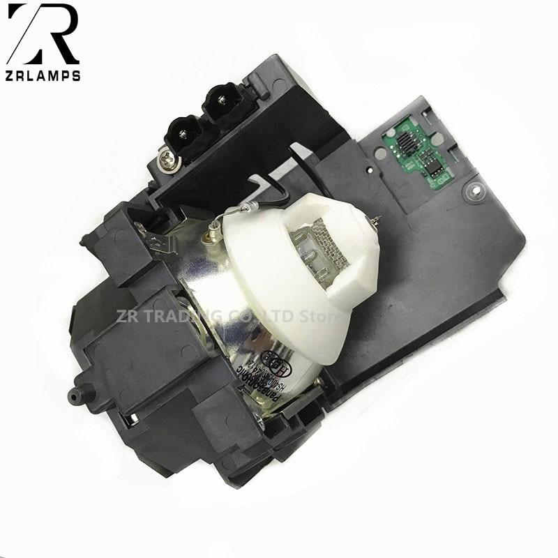 ZR Top Quality ET LAE300 Original Projector Bulb With Housing For PT EZ580PT EZ770 PT EW730