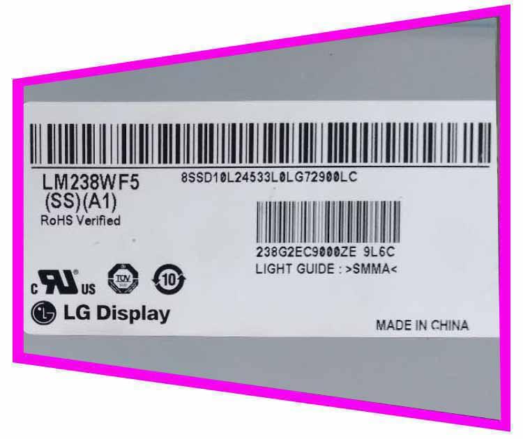 Original nuevo Lm238wf5-ssa1/ssb1/ssc1lm238wf4-ssa1 ltm238hl06/01/08